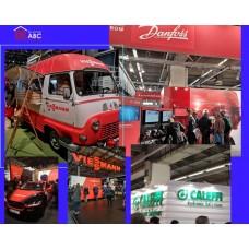 Tarptautinė paroda  Messe Frankfurtas ISH 2019