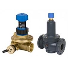 Automatinis balansinis ventilis ASV-PV su izoliacijos kevalu