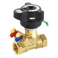 MSV-BD rankinio nustatymo balansinis ventilis