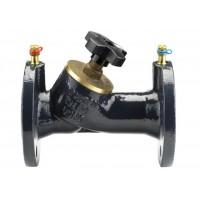 Rankinio nustatymo balansiniai ventiliai su matavimo antgaliais MSV-F2 (PN25, korpusas GGG40.3 kalusis ketus), 003Z1092