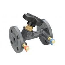 Rankinio nustatymo balansiniai ventiliai su matavimo antgaliais (PN16, korpusas GG25 pilkasis ketus) MSV-F2, 003Z1085