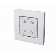 Danfoss Icon™ programuojamas termostatas, montuojamas į sieną