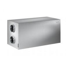 Danfoss Air A2 plokštelinis rekuperatorius 80-300 m3/H su Bypass funkcija montuojamas ant grindų