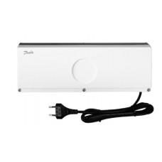 Danfoss grindų šildymo valdiklis, 8 zonų, maitinimas 230V, pavaros 230V, galima jungti 16 Danfoss pavara 230V, NC, 088H0016