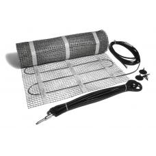 Šildomų grindų elektrinis kilimėlis 2,5 m 2  Danfoss ECTemp150 T, 220/230V, 088L0204