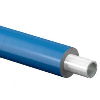 Vamzdis daugiasluoksnis izoliuotas Uponor PE-RT MLC S6, 25x2.5, blue pakuotėje 50 m., 1013584