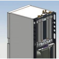 """""""Viessmann"""" hidraulikos prijungimų į kairę/ dešinę  komplektas (privalomas priedas, taip pat galimas variantas į viršų.)"""