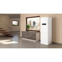 ORAS - VANDUO Viessmann VITOCAL 111-S 15,5 kW 230V šildymas su integruota 210L karšto vandens talpa, elektrinis šildytuvas (tenas) 9 kW