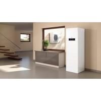 ORAS - VANDUO Viessmann VITOCAL 111-S 16 kW 230V šildymas su integruota 210L karšto vandens talpa, elektrinis šildytuvas (tenas) 9 kW, Z015324