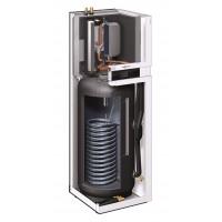 ORAS – VANDUO šilumos siurblys Viessmann VITOCAL 111-S 14 kW 400V šildymas su integruota 210L karšto vandens talpa, elektrinis šildytuvas (tenas) 9 kW, Z016982