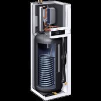 ORAS - VANDUO šilumos siurblys Viessmann VITOCAL 111-S 6kW 230V šildymas su integruota 210L karšto vandens talpa, be vėsinimo funkcijos, elektrinis šildytuvas (tenas) 9 kW, Z016976